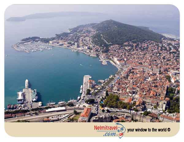 Split; Split Airport transfers; Split airport shuttle, Croatia