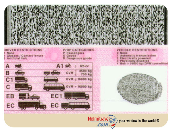 what does restrictions g mean on drivers license
