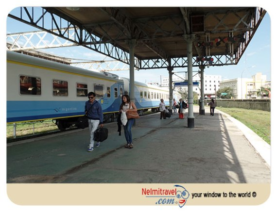 Train Buenos Aires to Cordoba, Train service Argentina, Long distance trains in Argentina;