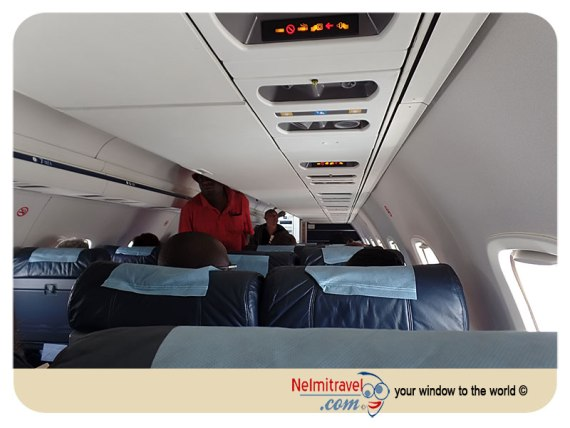 Air Namibia; Namibia Airlines; Air Namibia Review