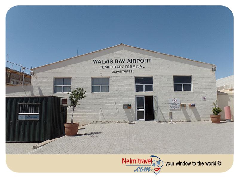 Walvis Bay Airport; Walvis Bay; Car Rental Walvis Bay Airport; Facilities Airport Walvis Bay