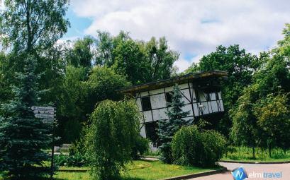 Youth Recreaion Park Kaliningrad; Kaliningrad tourist attractions; Nelmitravel; Kaliningrad travel