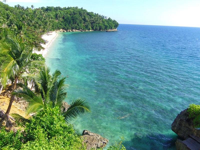 Sea view from Kenyama Beach Resort