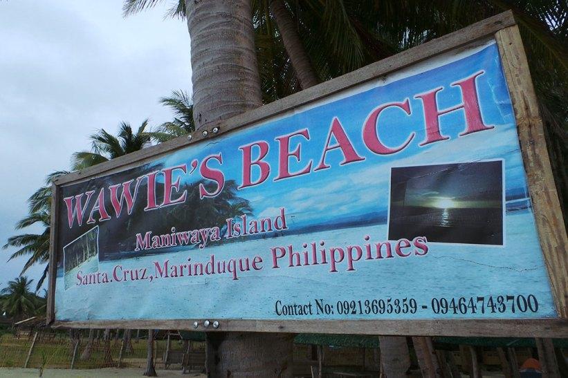 Wawie's Beach