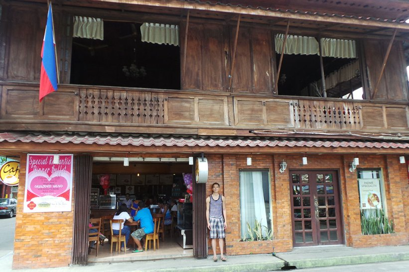 Boac, a town reminiscent of Vigan