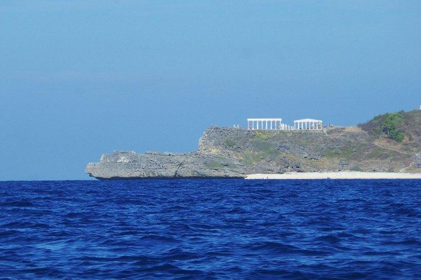 Greek architecture in Fortune Island