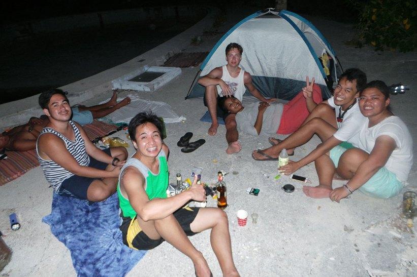 Socials in Fortune Island!