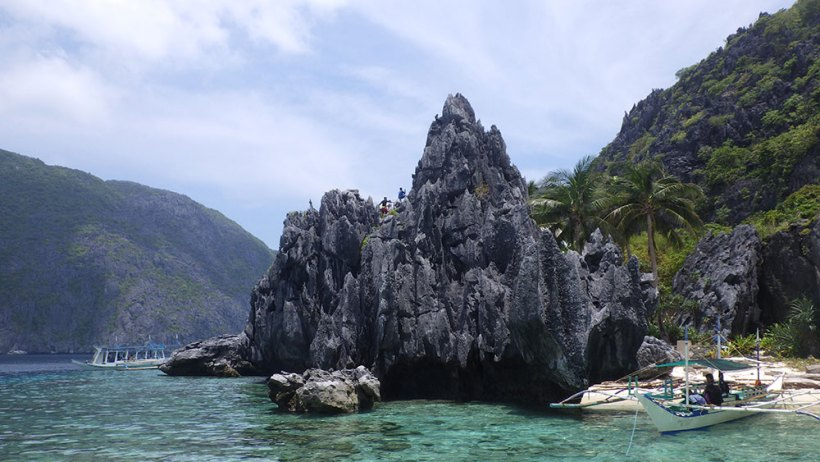 Matinloc Island, El Nido
