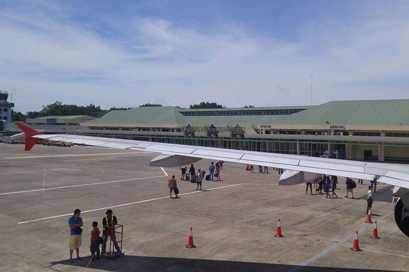 Arriving in Puerto Princesa