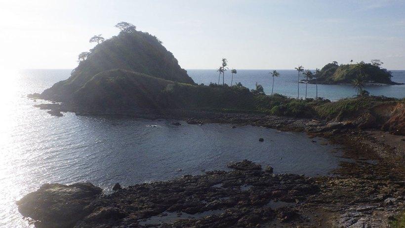 Tip of Nacpan Beach