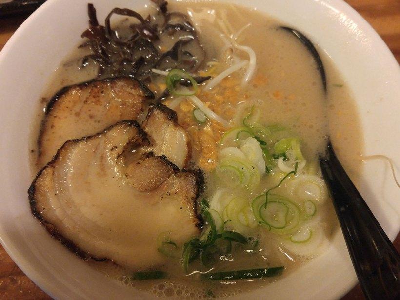 Dinner at Nagomi Ramen