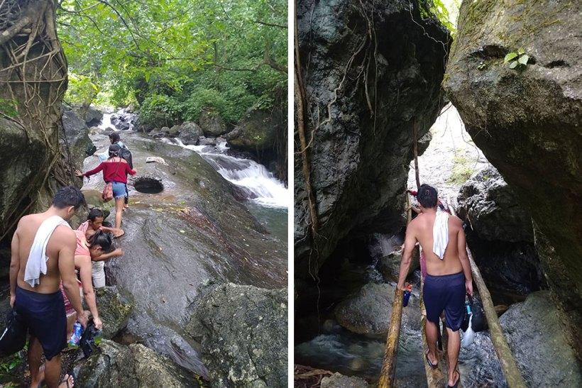 Hike to Igpasungaw Falls
