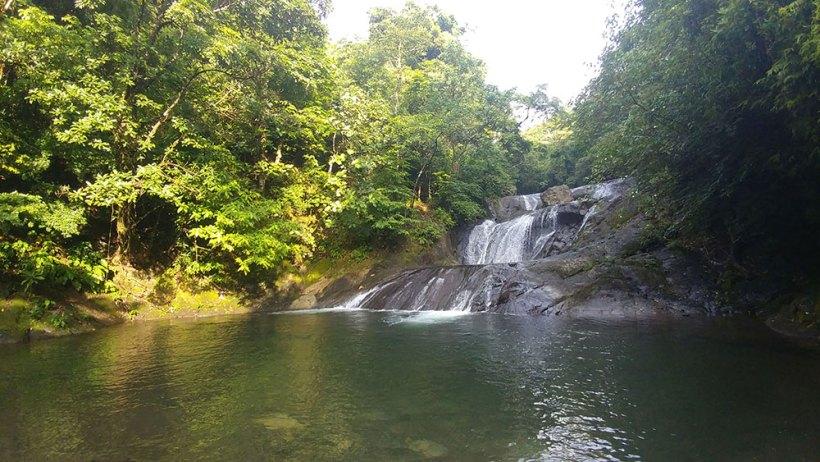 The Igpasungaw Falls