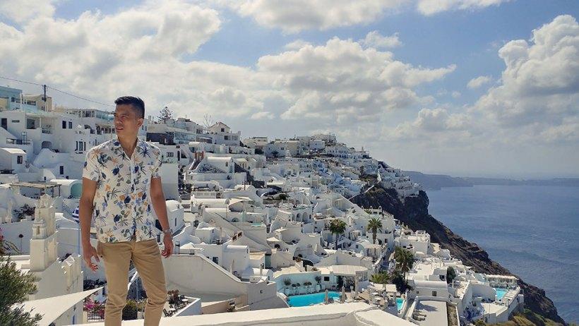 7 Days in Greece: Mykonos, Paros, Santorini, and Athens