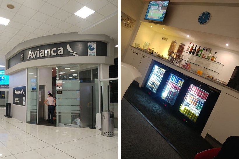 Avianca Lounge