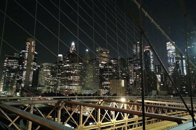 Financial District in Lower Manhattan