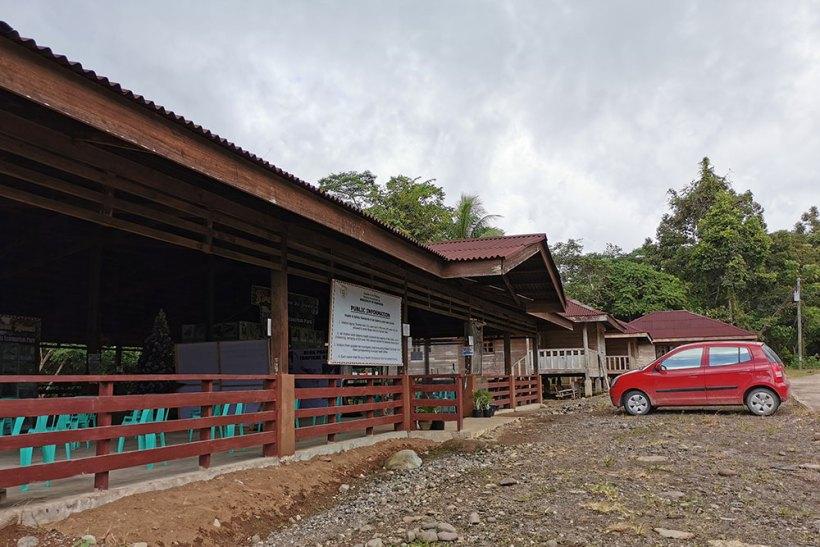 Bega Park & Resort entrance