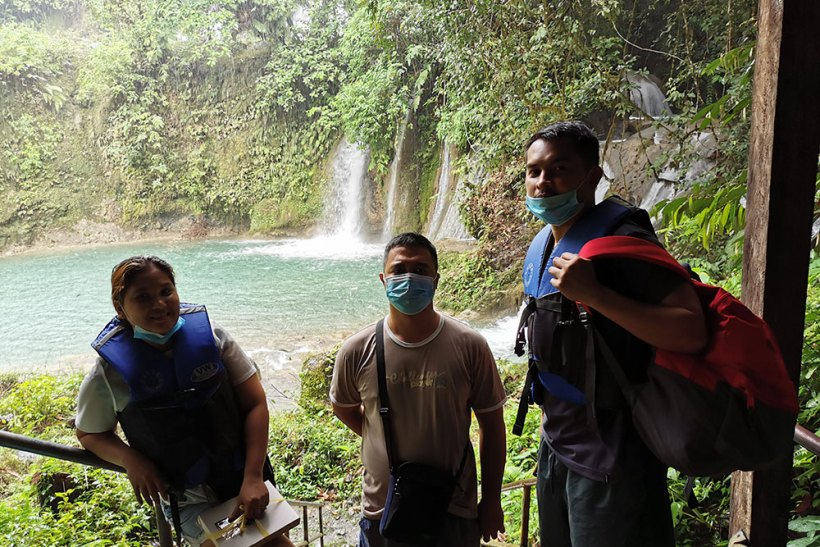 Bega Falls: Level 1