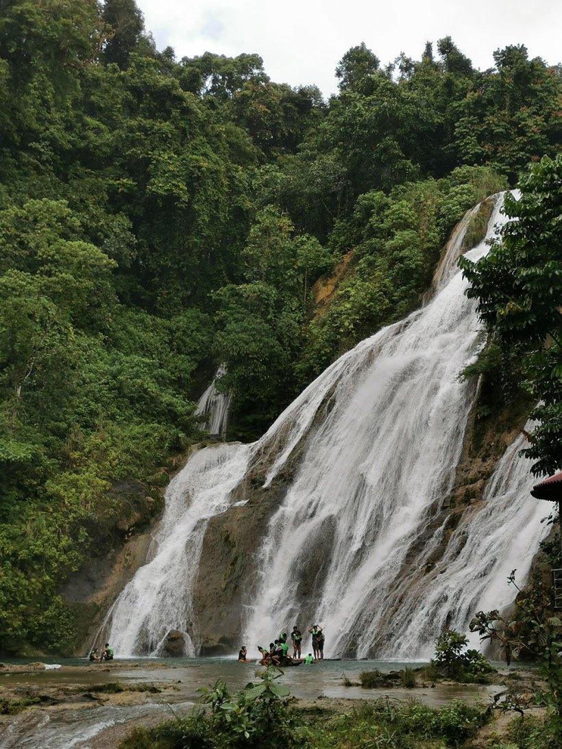 Bega Falls: Level 3