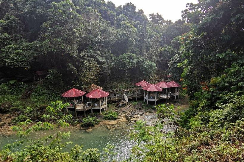 Overlooking Bega Falls: Level 1