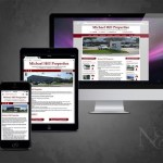 Michael Hill Properties Website Responsiveness
