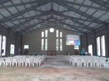 Iglesia vacia