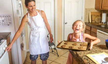 Curly Girl Makes Vegan, Gluten Free Chocolate Chip Cookies!