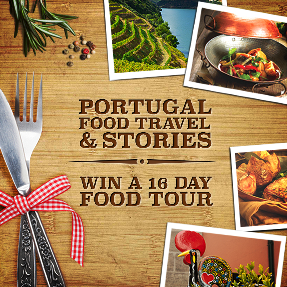 Food Tour of Portugal