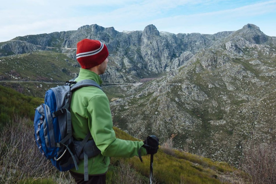 Serra da Estrela - Trekking and mountaineering