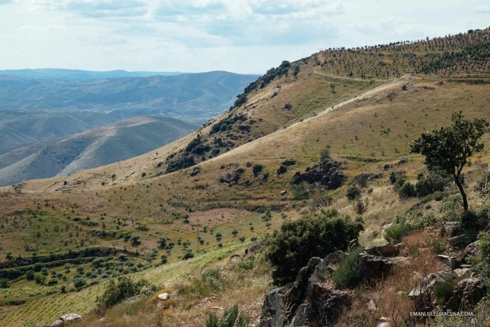 Emanuele Siracusa - Beira Alta - Centro de Portugal - Castelo melhor e paisagem beira-8