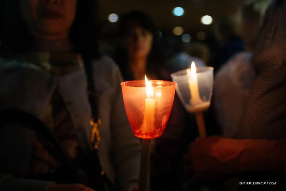 Emanuele Siracusa - Centro de Portugal - Fatima - Night Candle Procession-21