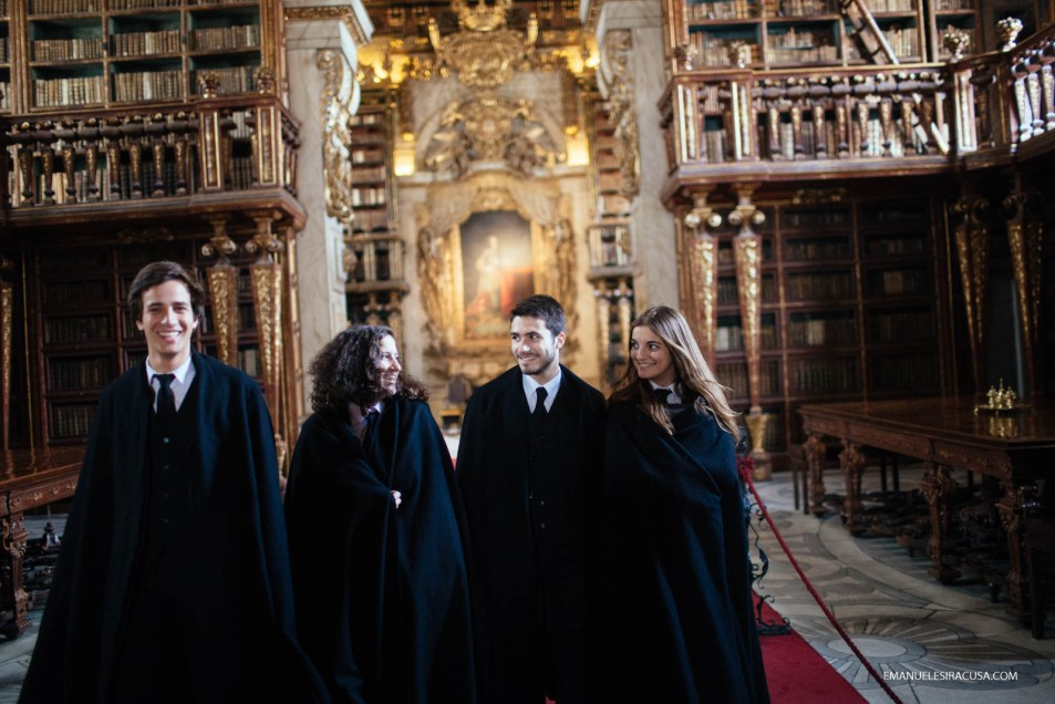 life of the students of coimbra  photo essay