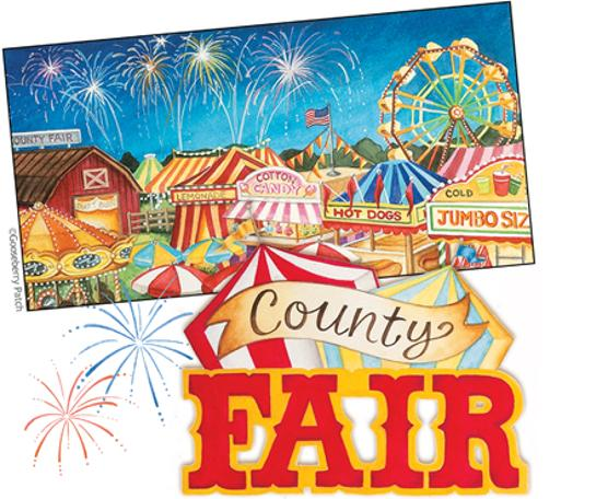 Image result for county fair clipart