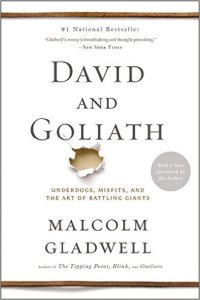 David and Goliath, Malcolm Gladwell