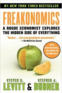 Freakonomics, Levitt and Dubner