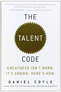 The Talent Code, Daniel Coyle
