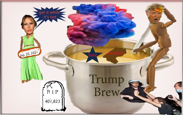 Trump's Hate and Division Brew