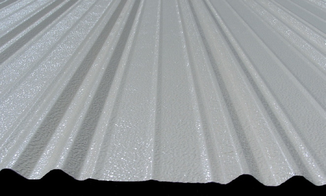 Aluminum Twin Rib Roofing Panel for Portable Building