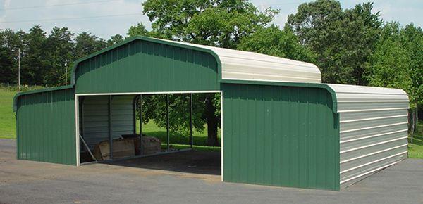 Metal Barn Gainesville, Florida