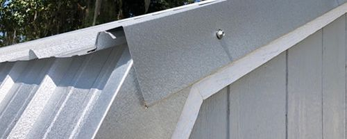Portable Buildings Quality Exterior Finish