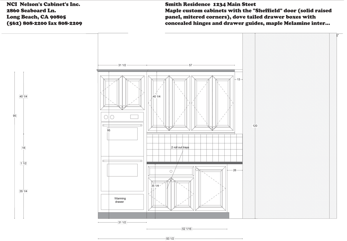 Kitchen Floor Plan Design Software