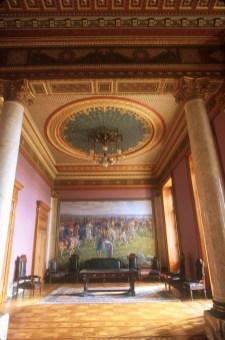 Uruguay, Montevideo, Palacio Legislativo