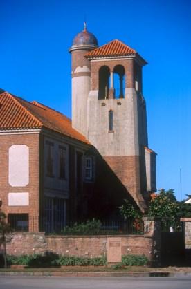 Uruguay, Montevideo, Casas del barrio de Carrasco