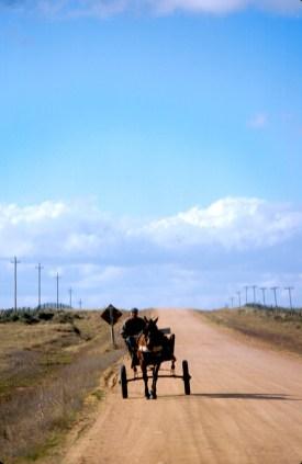 Uruguay, Dp, Lavalleja, carro, transporte