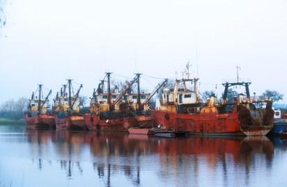 Uruguay, Dp, Río Negro, Fray Bento, río Uruguay, chatarra naval, transporte