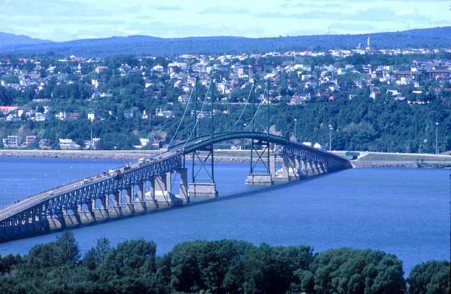 Canadá, Quebec, río Sant Laurent