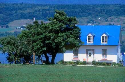 Quebec, isla de Orleáns