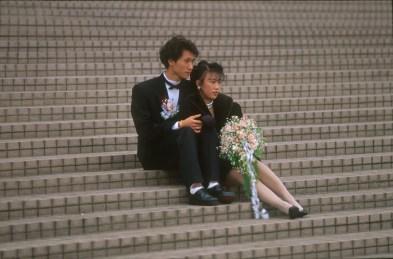 Hong Kong, Chung Chau, Casamiento