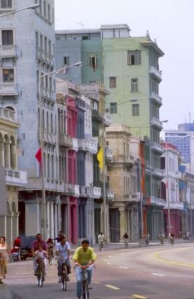 Cuba, La Habana, Malecón