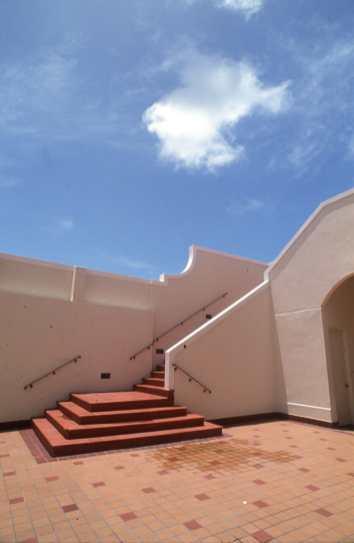 Puerto Rico, Ponce, Castillo Serralles